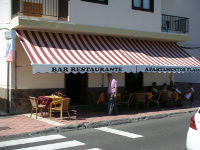 Splash Gomera - Places to Eat - Restaurant Bar Playa