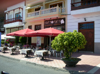 Splash Gomera - Places to Eat - Don Tomate